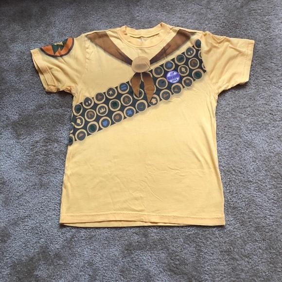 UP Wilderness Explorer T-shirt Russell Halloween costume Shirts Mens Kids sizes